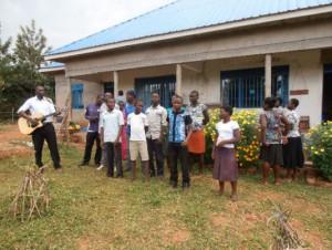 Das Youth Camp fand diesmal in unserem neuen Haus statt